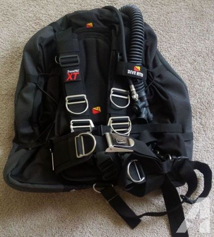 Scuba Gear - Dive Rite Transpac XT BCD Harness and Wing for Sale in Saint Petersburg, Florida Classified | AmericanListed.com