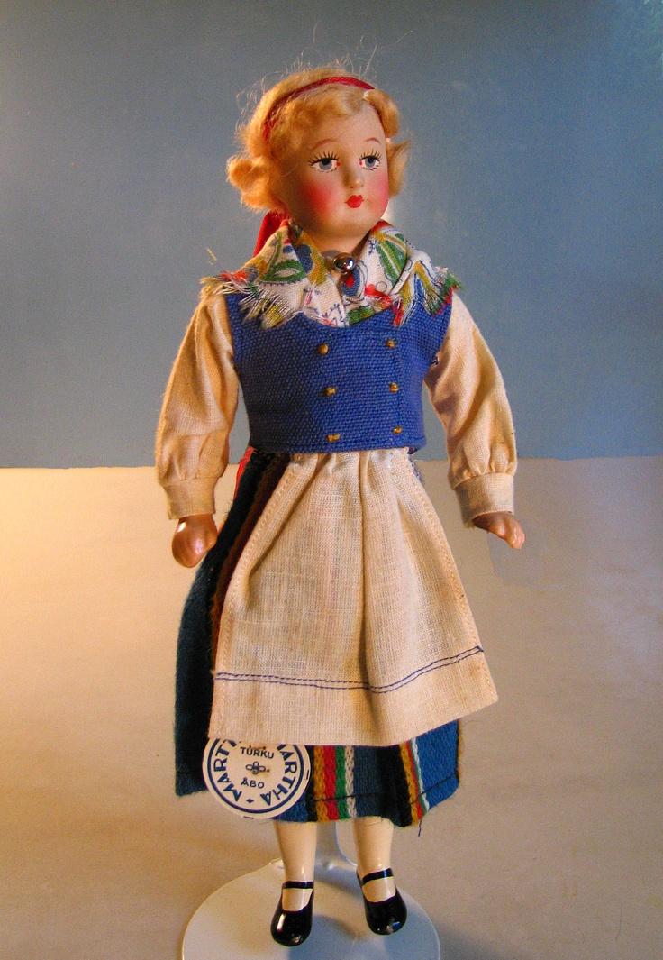 Munsala costume