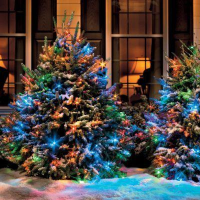 remote control 4x4 led net lights - Remote Control Christmas Tree