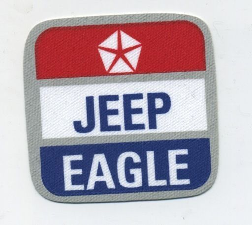 Off Road Jeep >> jeep patch badge off road 4x4 hot rod jacket vest chrysler eagle sales service | Patches ...