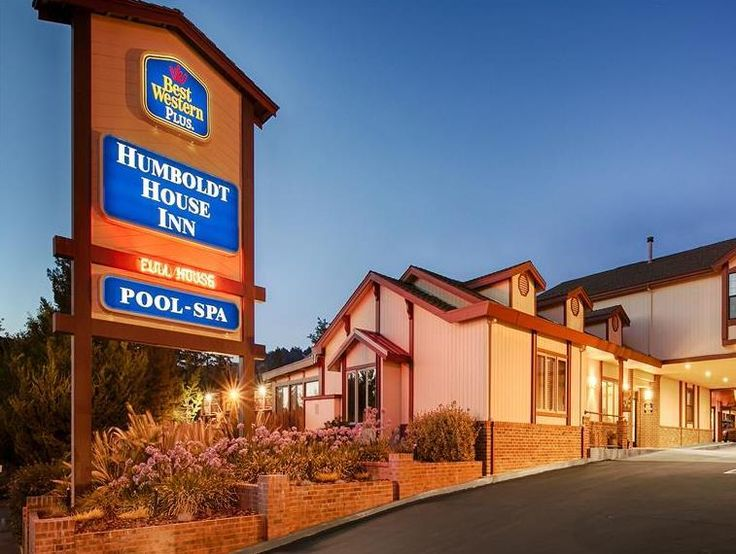 Garberville (CA) Best Western PLUS Humboldt House Inn United States, North America Set in a prime location of Garberville (CA), Best Western PLUS Humboldt House Inn puts everything the city has to offer just outside your doorstep. The hotel offers a wide range of amenities and perks to ensure you have a great time. 24-hour front desk, facilities for disabled guests, Wi-Fi in public areas, car park, concierge are just some of the facilities on offer. Non smoking rooms, air cond...