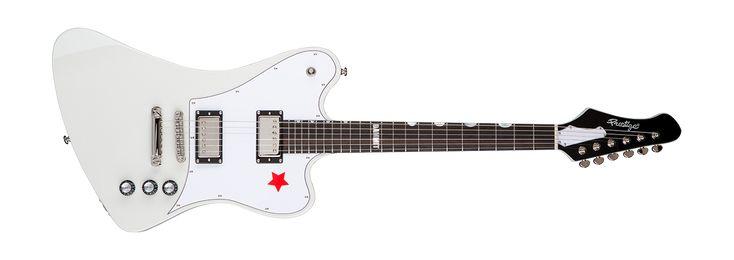 """Todd """"Dammit"""" Kerns Antistar VI WH - Prestige Guitars Ltd."""