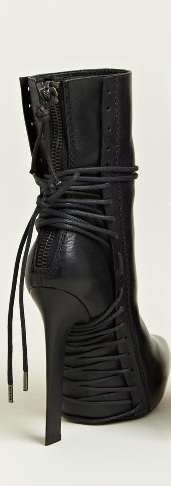 Sexy Haute Boots- LACED UP- ♔LadyLuxury♔