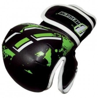 Making sure the kids are protected too - Kids MMA range from FightDentist and Revgear