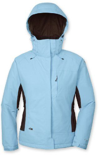 Outdoor Research - Igneo Jacket Womens - Large - Sky Espresso Outdoor Research. $99.99. Save 64%!