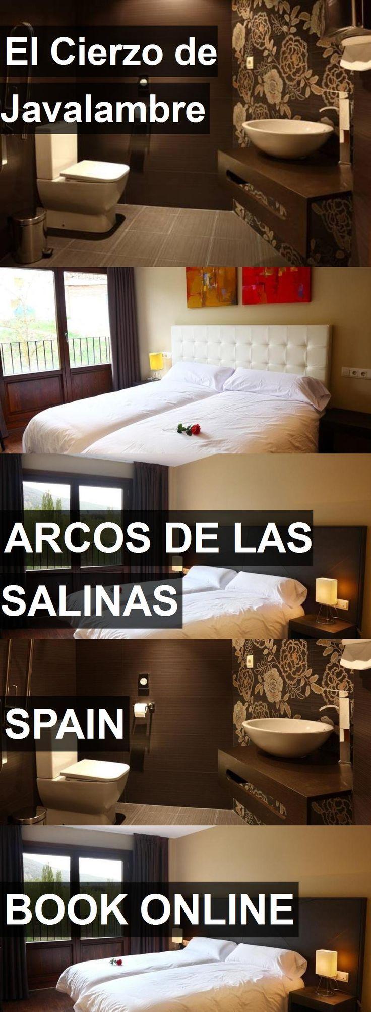 Hotel El Cierzo de Javalambre in Arcos de las Salinas, Spain. For more information, photos, reviews and best prices please follow the link. #Spain #ArcosdelasSalinas #travel #vacation #hotel