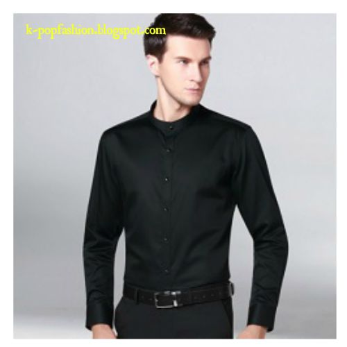 Men's long sleeve fashion shirt