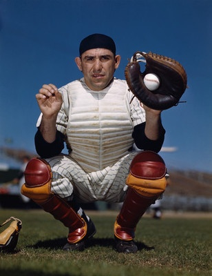 """Ninety percent of this game is half mental."" - Yogi Berra"