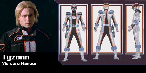 Power Rangers Overdrive mercury ranger | ... unknown ranger designation mercury ranger genetic power liquifying