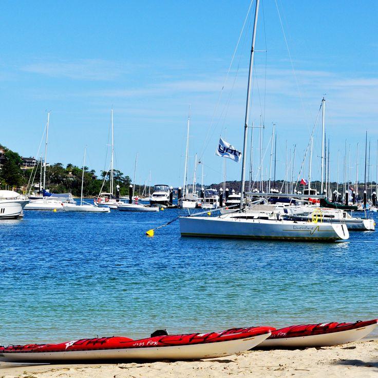 The Spit Reserve, Mosman, Australia - Kayaking, The Spit #sydney