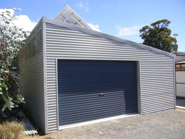 Garages | Carports | Manufactured sheds | Prefabricated steel garages ...