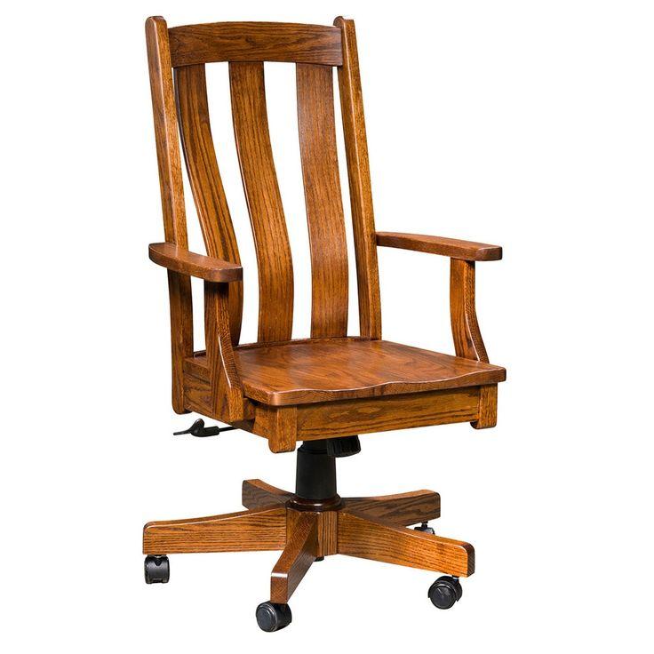 Best Homeoffice Desk: The Gorgeous Vancouver Desk Chair