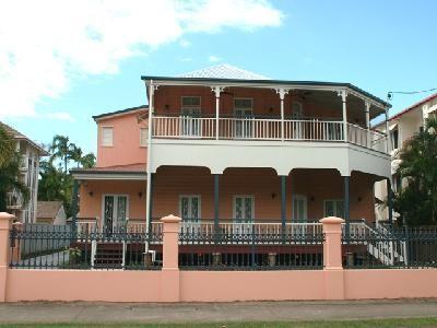 Herries Private Hospital. Renovation, 2014. McLeod St Cairns. Heritage Register