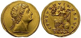 Constantine the Great, Early 307 - 22 May 337 A.D.