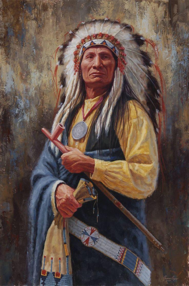 James Ayers Native American