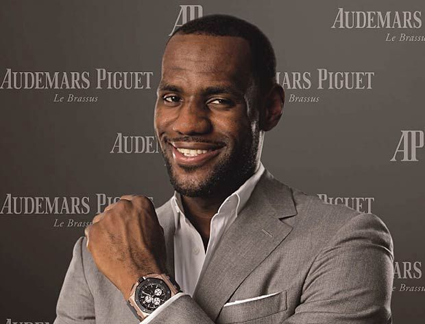 Audemars Piguet congratulates its Ambassador LeBron James who captured his first NBA championship when Miami Heat won the NBA Finals against Oklahoma City Thunder on Thursday June 21st, 2012. In addition to the NBA Championship trophy, LeBron lifted the Finals MVP Trophy, as he was named Most Valuable Player of the Playoffs. Already the league's best player this season, all attention was drawn to him during the Finals series for scoring the majority of points that brought the Trophy Miami…