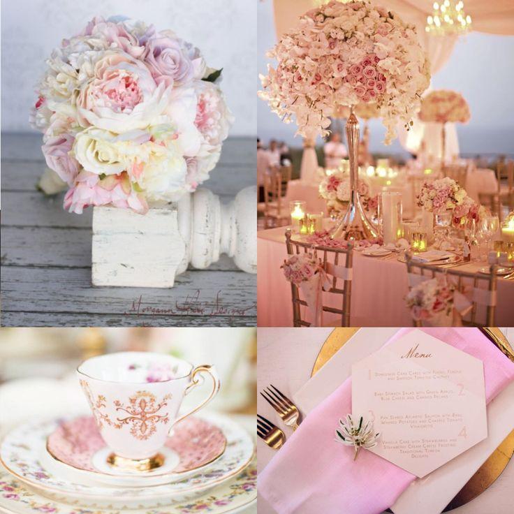 Rosa quarzo: il colore perfetto per le tue nozze