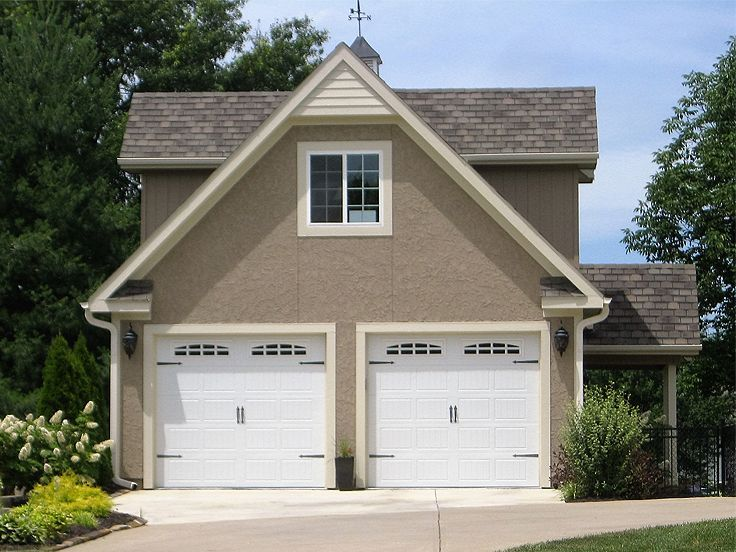 1000 ideas about garage plans with loft on pinterest for 2 bay garage with loft