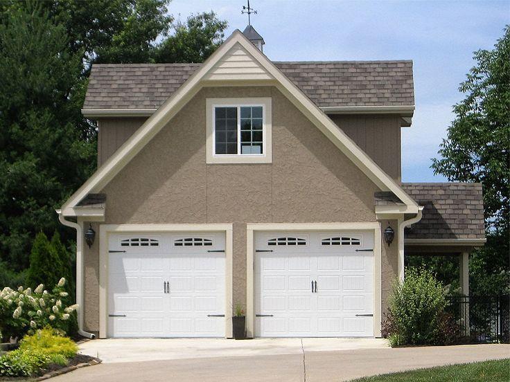 1000 Ideas About Garage Plans With Loft On Pinterest