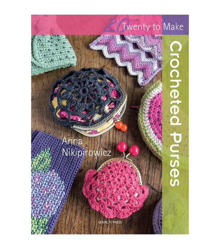Anna Nikipirowicz Crocheted Purses Crochet Book