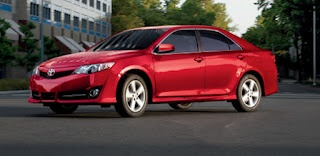 2012 Toyota Camry Wins Back Top Spot, Releases New Sport Edition