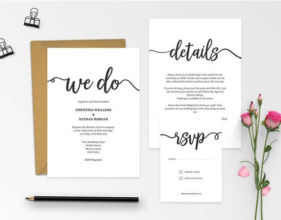 The 25+ best Invitation templates ideas on Pinterest Baby shower - free invitations templates for word