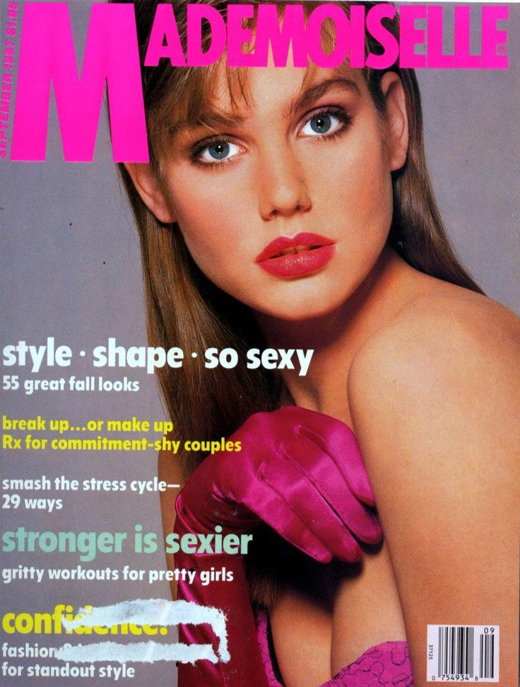September 1987 cover Sandra Zatezalo