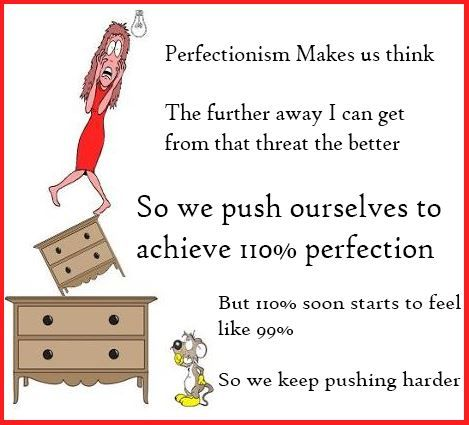 Are You A Perfectionist Then Learning To Manage