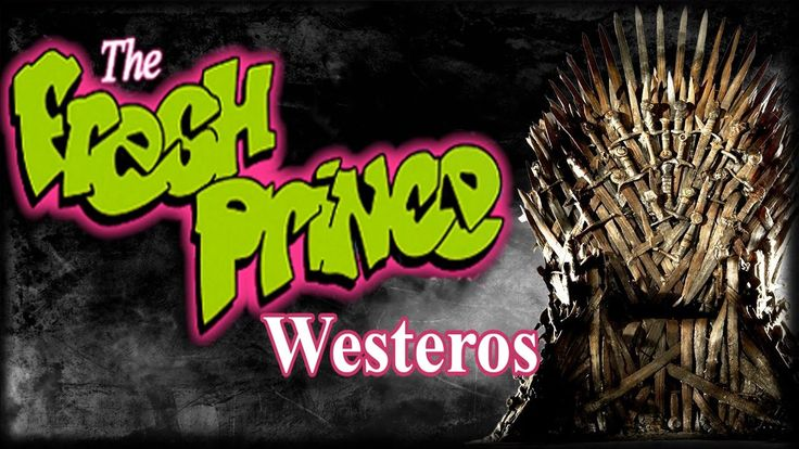 #GameofThrones and #freshprince fans check out this The Fresh Prince Of Westeros (Game of Thrones Parody of Fresh Prince of Bel-Air) a random funny music video for you! Like and subscribe to the Phil TheIssuesGuy YouTube channel for Game of Thrones season 7 recaps, reviews and ton of live podcasts and fun!
