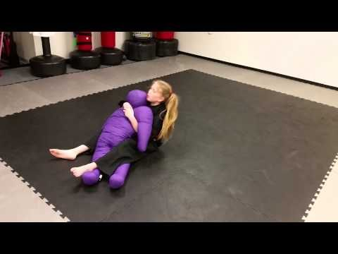 Century Martial Arts grappling dummy drills - YouTube