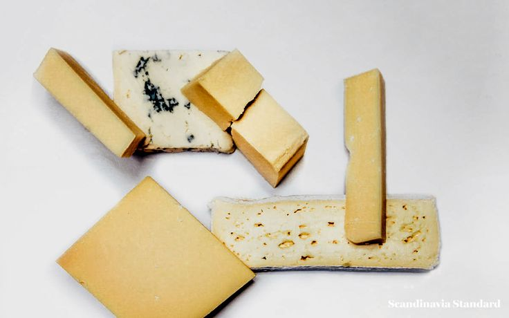 Six Delicious Danish Cheeses To Try