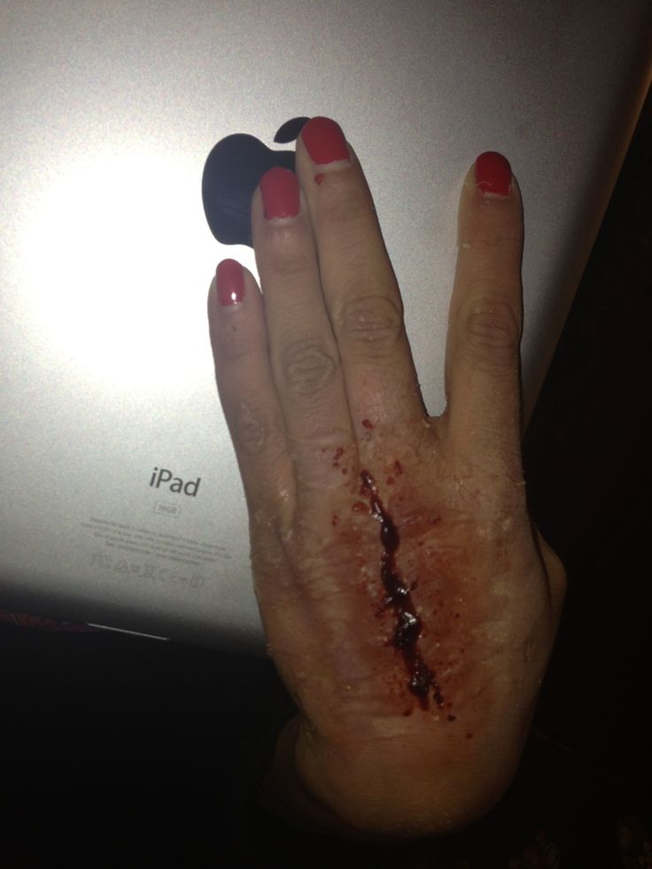 23 best images about special effects cuts bruise on ...