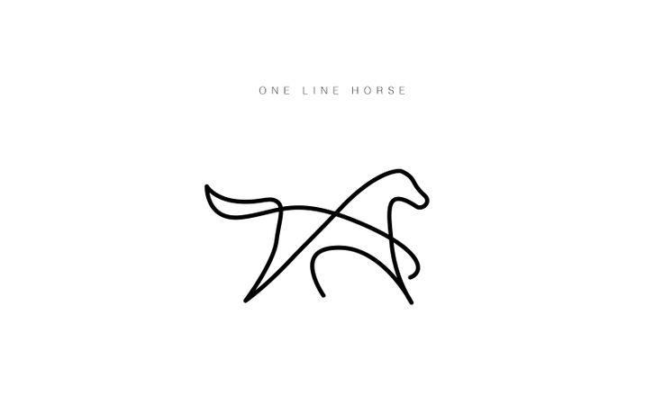 animal logos - horse