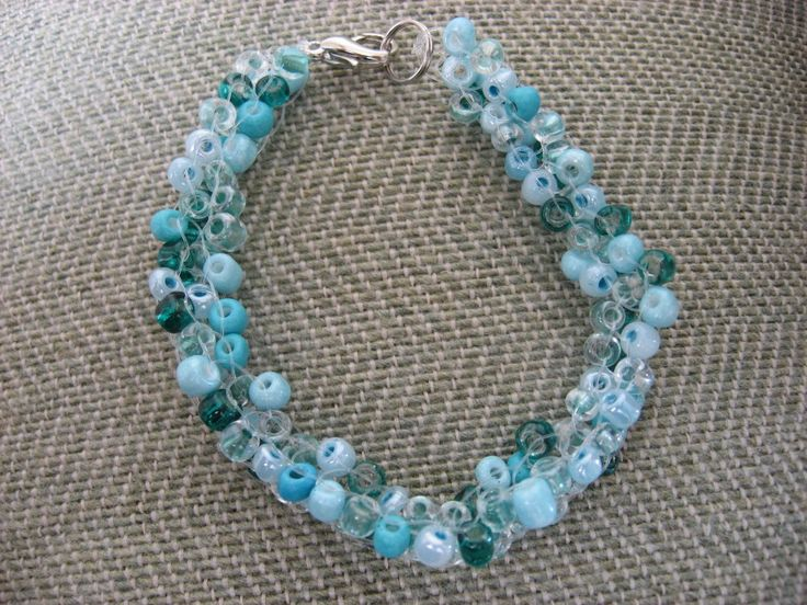 French Knitting With Beads : Images about i cord french knitting on pinterest