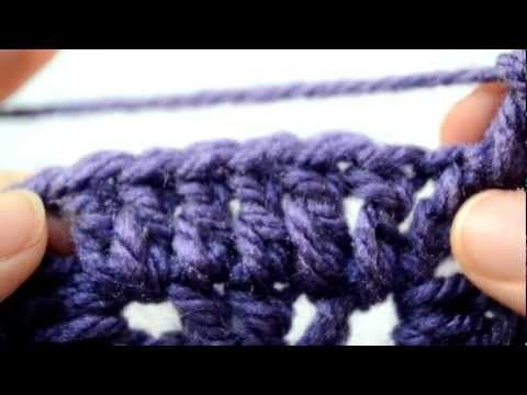 Crochet Lessons - How to crochet a solid pentagon / 5 sided solid granny motif - Part 1 - YouTube