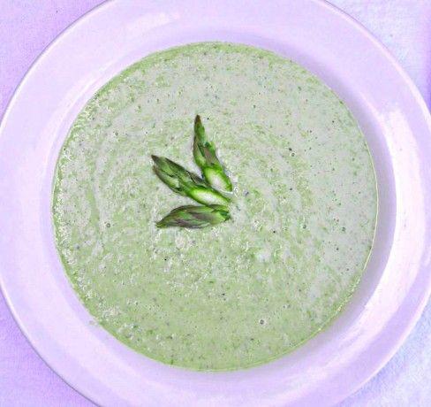 cream of asparagus soup: Asparagus Soup