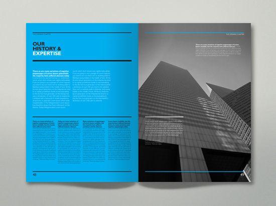 MKM Elevators - Corporate Brochure on Behance