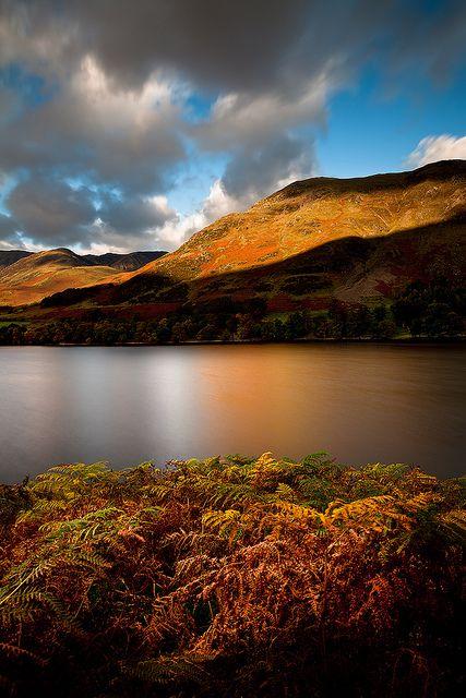 Beautiful Buttermere, Cumbria.