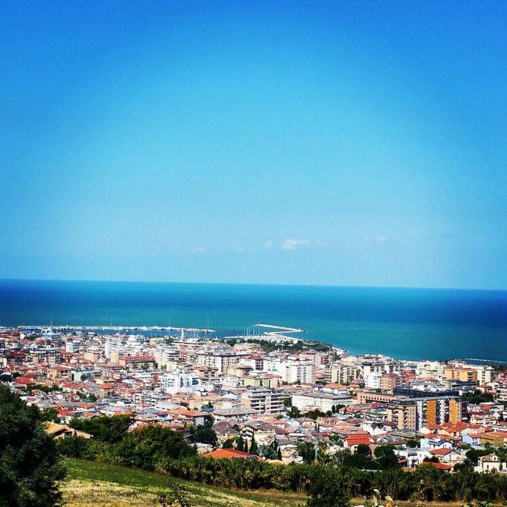 Holiday in San Benedetto del Tronto - Wonderful sea