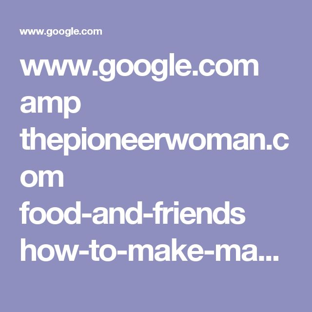 www.google.com amp thepioneerwoman.com food-and-friends how-to-make-magnificent-granola amp