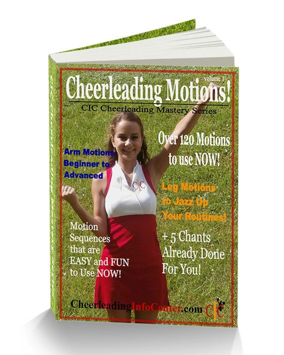 14 best cheerleading motions images on pinterest cheerleading do you need some new motions to take your cheerleading cheers and chants to the next level check out the cheerleading motions ebook from the cic fandeluxe PDF