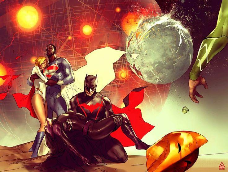 Lyon Comics: Earth 2 – World's End é a terceira série semanal d...