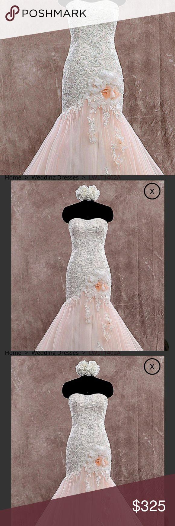 I just added this listing on Poshmark: Cocomelody trumpet/mermaid wedding/prom dress NEW. #shopmycloset #poshmark #fashion #shopping #style #forsale #cocoa Melody #Dresses & Skirts