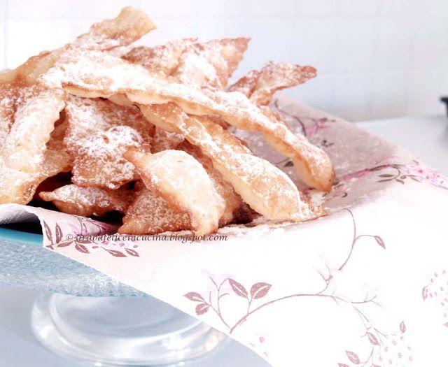 Arabafelice in cucina!: PHrappe ©...ovvero frappe furbissime al Philadephi...
