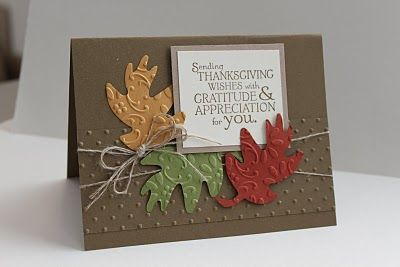 Monday, November 22, 2010Sending Thanksgiving Wishes... Autumn Accents