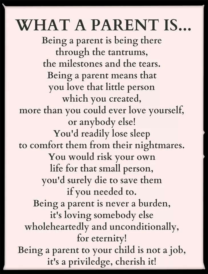 parents quotes from children - photo #22