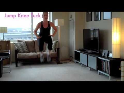 P90x in 90 seconds: Plyometrics workout
