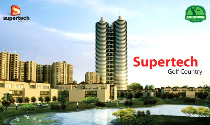 #SupertechGolfCountry brings 2/3 BHK #Project situated at Yamuna Expressway. goo.gl/EuUktb