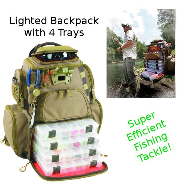 54 best images about fishing gear accessories on pinterest for Backpacking fishing kit