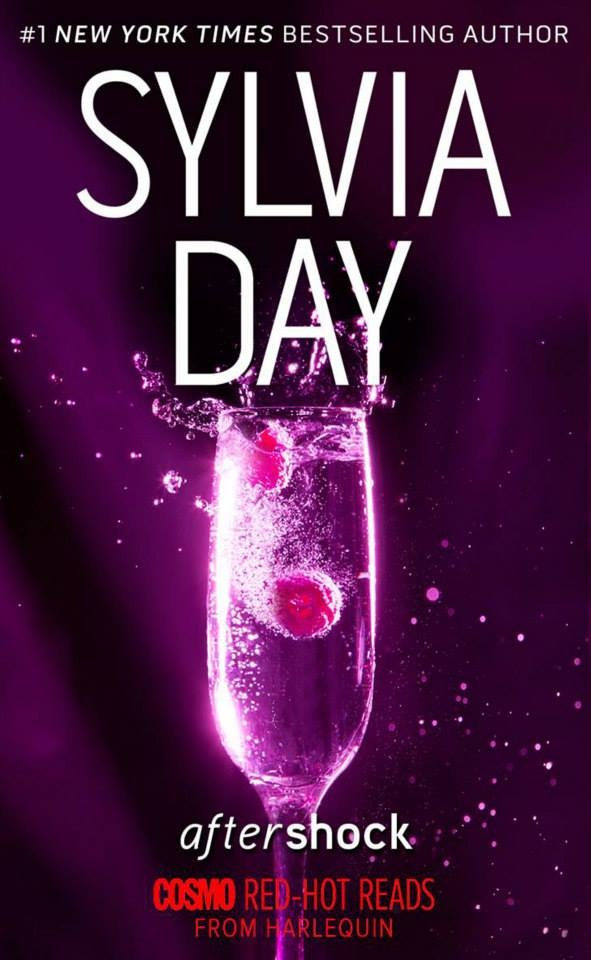 Pre-order Aftershock by Sylvia Day.  Cosmo Red Hot Reads from Harlequin.  @Cosmopolitan